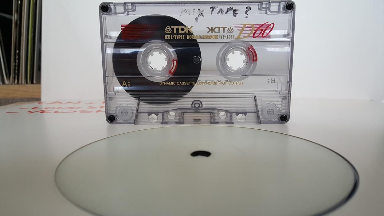 DJ Die* Die·& A-Sides - One DJ / Ghetto Business